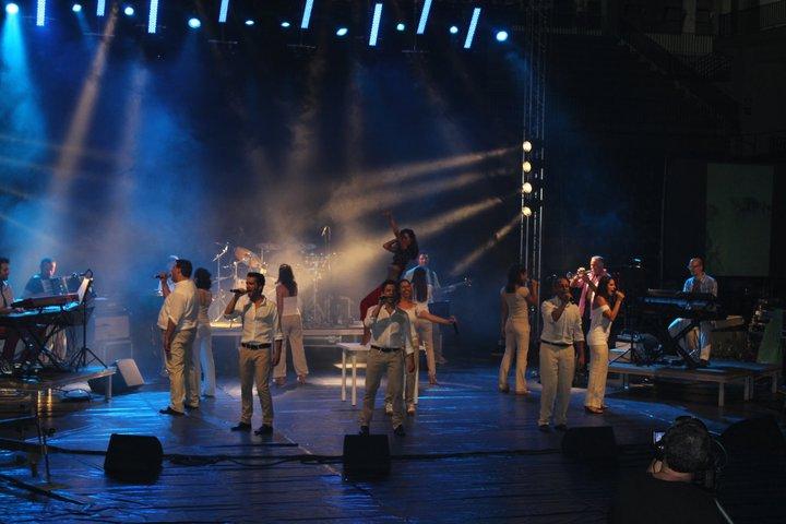"""Concerto """"Mistral"""" a Malaga per la GMG"""